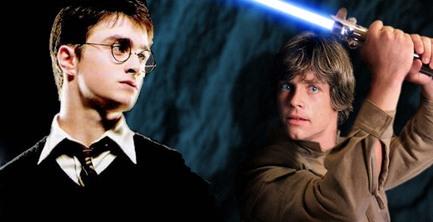 Harry Potter Vs Star Wars lo scontro impossibile