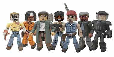 The Walking Dead 5 il trailer con i Lego