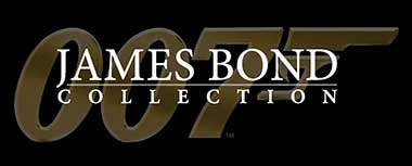 007 James Bond Collection 24 DVD con La Gazzetta Dello Sport