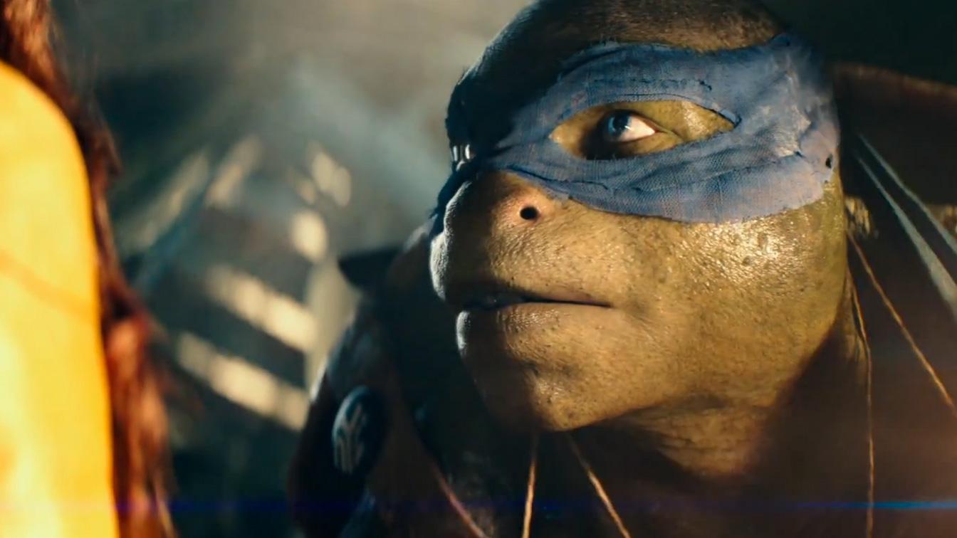 Nuova featurette per le tartarughe ninja for Tutto per le tartarughe