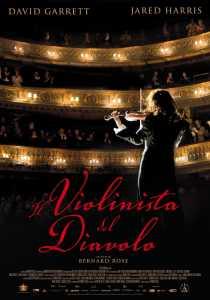 """Poster for the movie """"Il violinista del diavolo"""""""