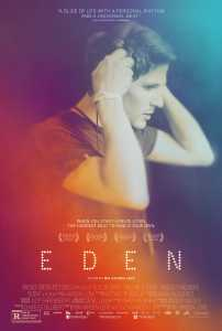 "Poster for the movie ""Eden"""