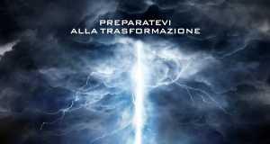 "Poster for the movie ""Fantastic 4 - I fantastici quattro"""