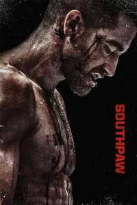 "Poster for the movie ""Southpaw - L'ultima sfida"""