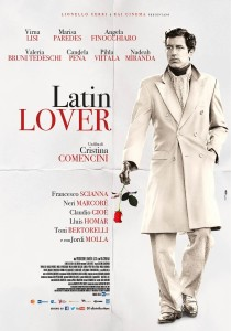 "Poster for the movie ""Latin Lover"""