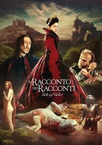 """Poster for the movie """"Il racconto dei racconti"""""""