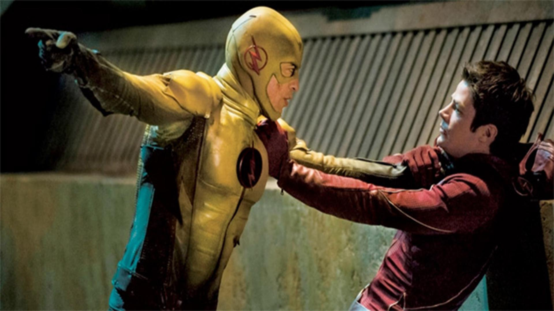 The flash vedr il ritorno di matt letscher nei panni dell for Disegni di flash