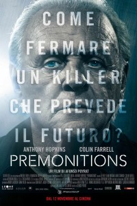 "Poster for the movie ""Premonitions"""