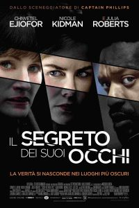"Poster for the movie ""Il segreto dei suoi occhi"""