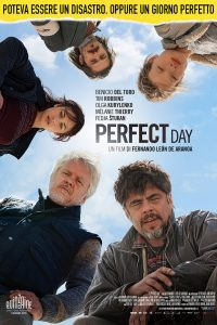 "Poster for the movie ""Perfect Day"""