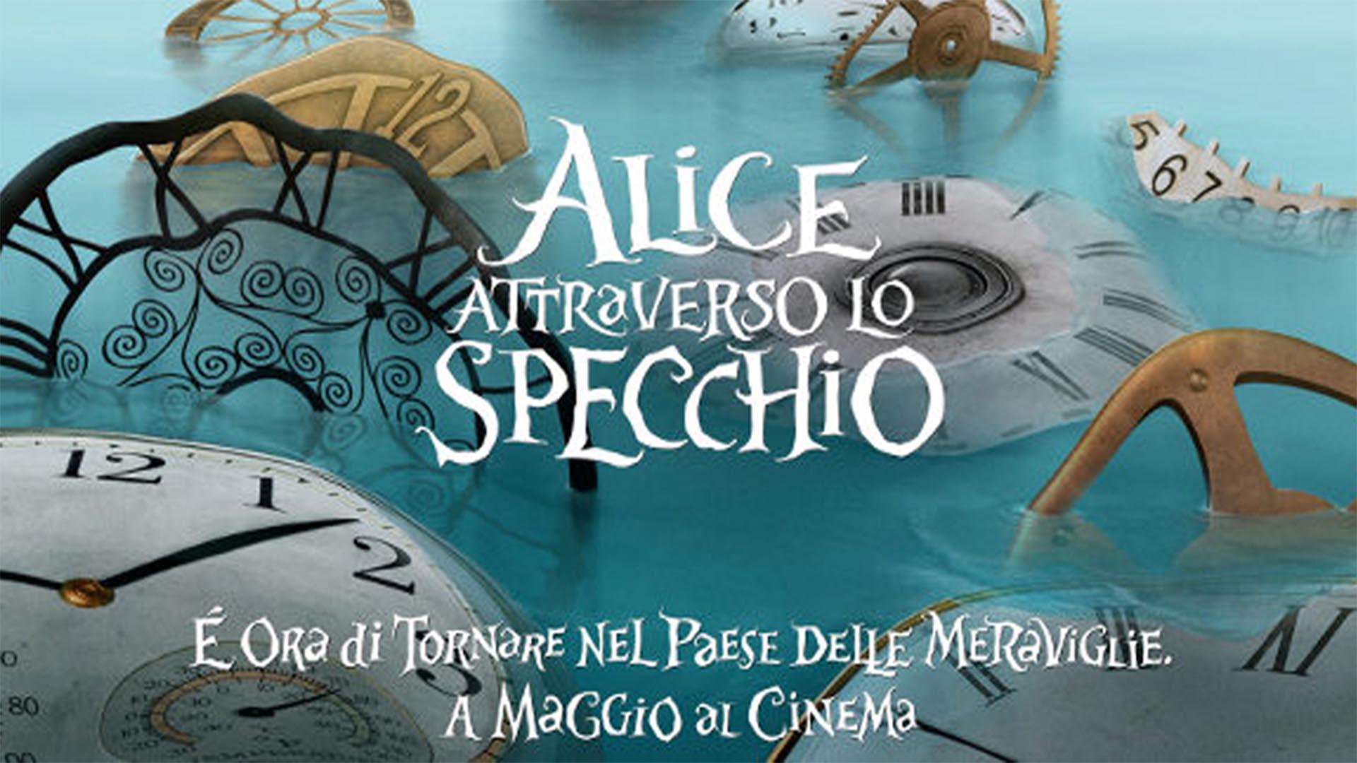 Recensione alice attraverso lo specchio - Film lo specchio della vita italiano ...