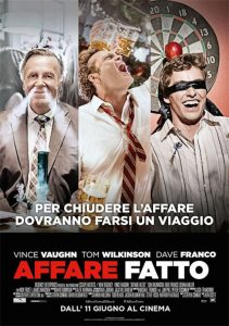 "Poster for the movie ""Affare fatto"""