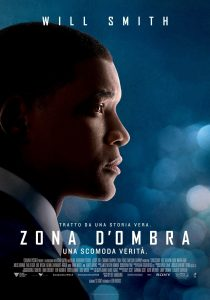"Poster for the movie ""Zona d'ombra - Una scomoda verità"""