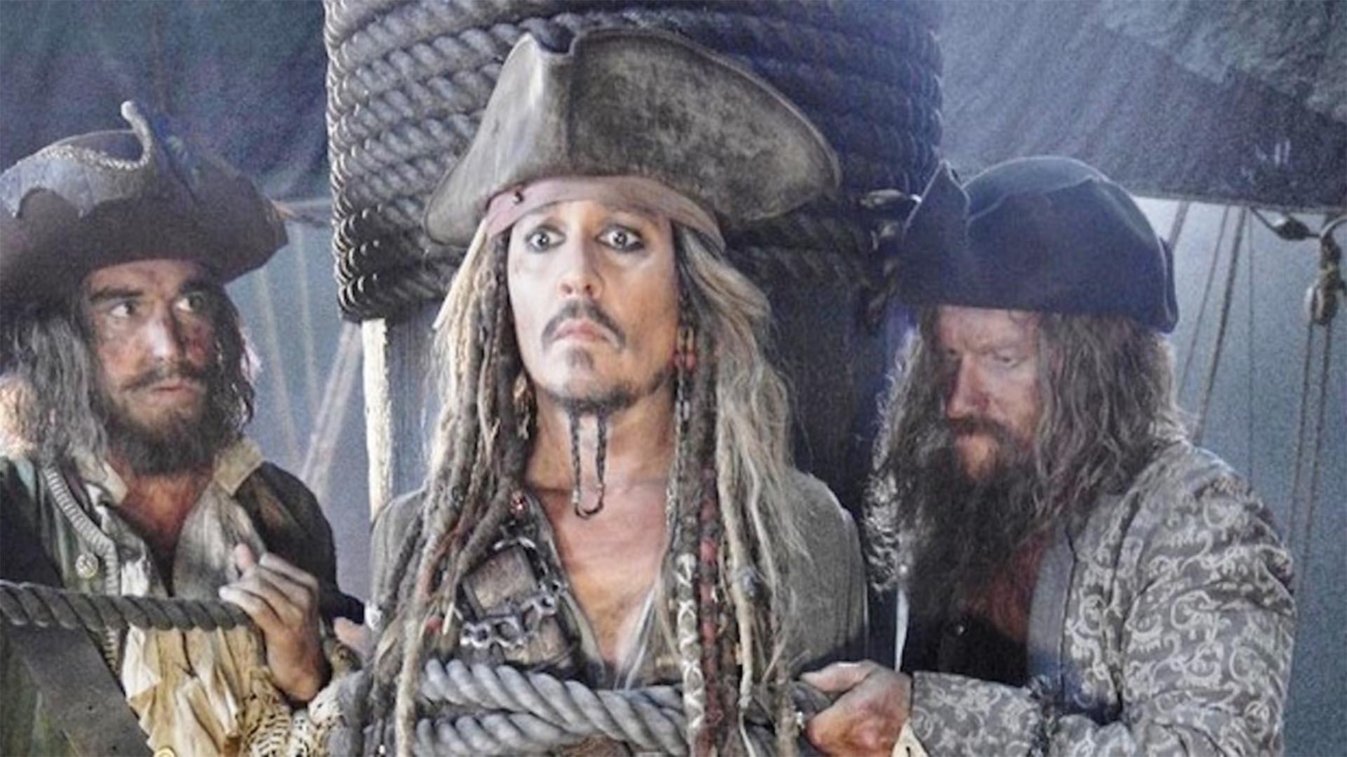 Pirati dei Caraibi – La vendetta di Salazar – Colonna ...