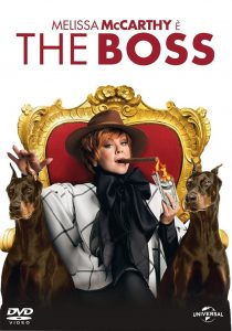 "Poster for the movie ""The Boss"""