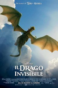 "Poster for the movie ""Il drago invisibile"""