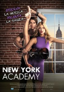 "Poster for the movie ""New York Academy"""