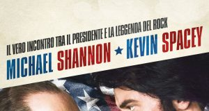 "Poster for the movie ""Elvis & Nixon"""