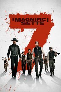 "Poster for the movie ""I magnifici 7"""