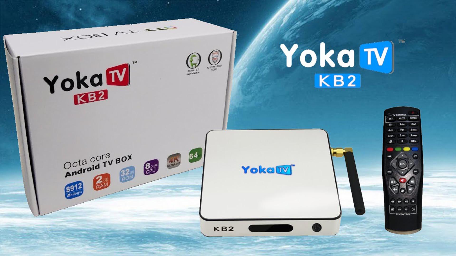 YOKA KB2 PRO