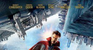 "Poster for the movie ""Doctor Strange"""