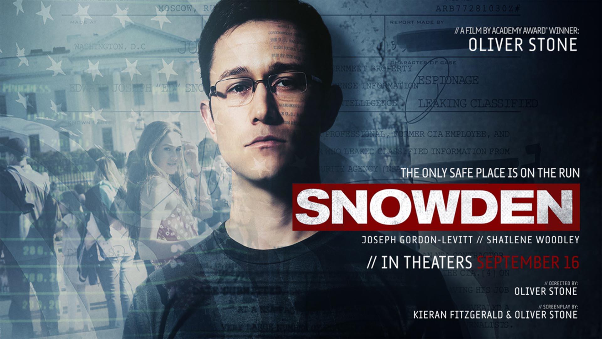 Recensione Snowden