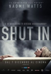 "Poster for the movie ""Shut In"""