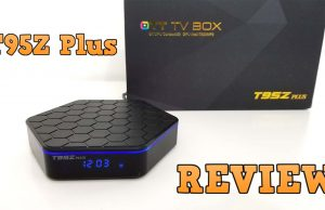 GM T95Z PLUS Android TV BOX