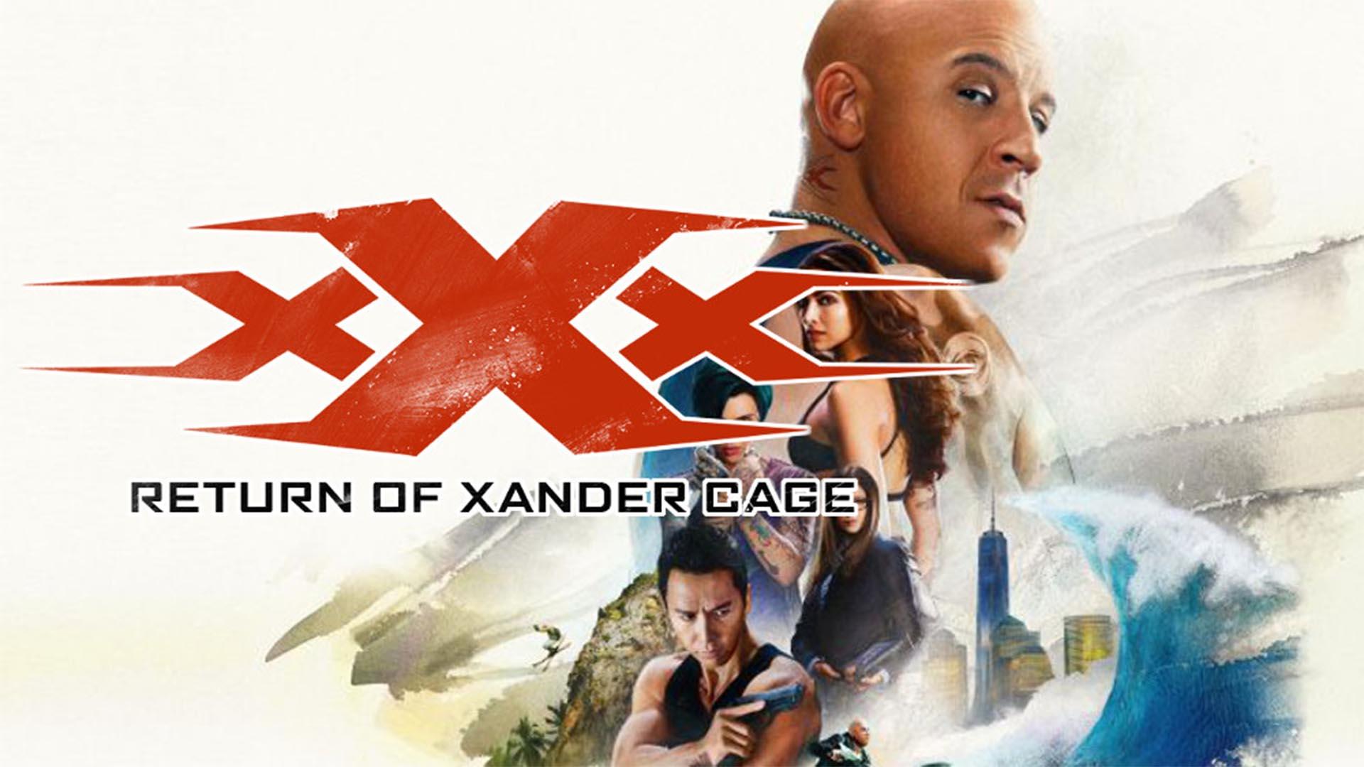 xXx - Il ritorno di Xander Cage