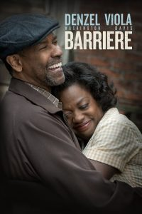 "Poster for the movie ""Barriere"""