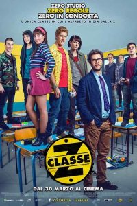 "Poster for the movie ""Classe Z"""