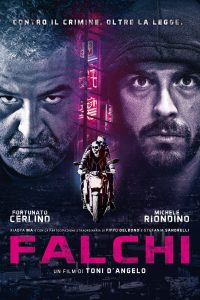 "Poster for the movie ""Falchi"""