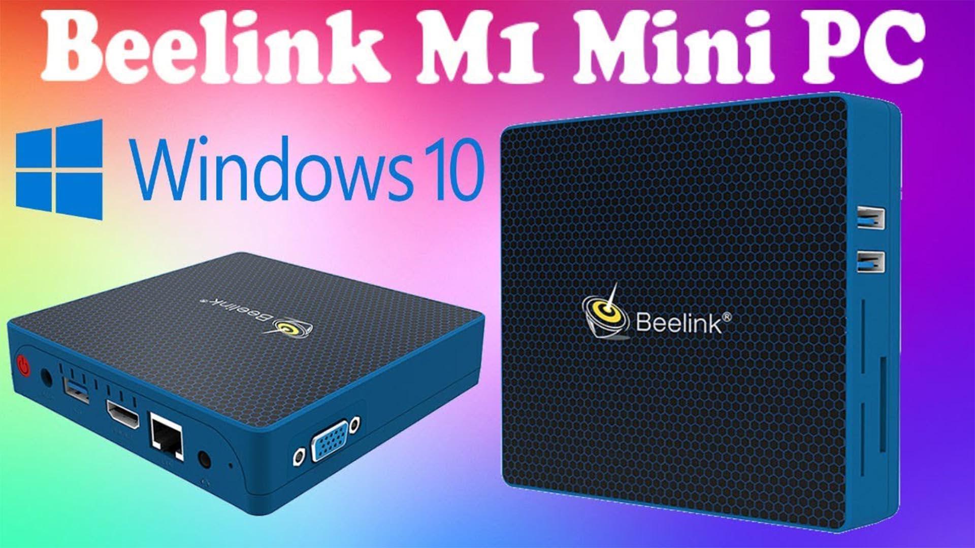 beelink m1  Beelink M1 il Mini PC indispensabile