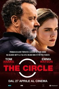 "Poster for the movie ""The Circle"""
