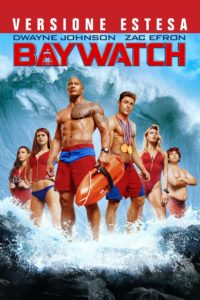 "Poster for the movie ""Baywatch"""
