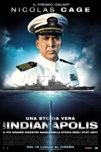 "Poster for the movie ""USS Indianapolis"""