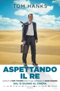 "Poster for the movie ""Aspettando il re"""