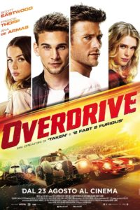 "Poster for the movie ""Overdrive"""