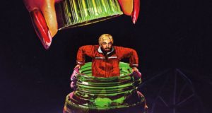 "Poster for the movie ""Good Time"""