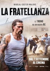 "Poster for the movie ""La fratellanza"""