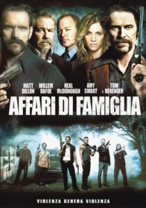 "Poster for the movie ""Affari di famiglia"""