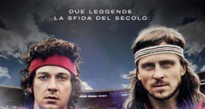 """Poster for the movie """"Borg McEnroe"""""""