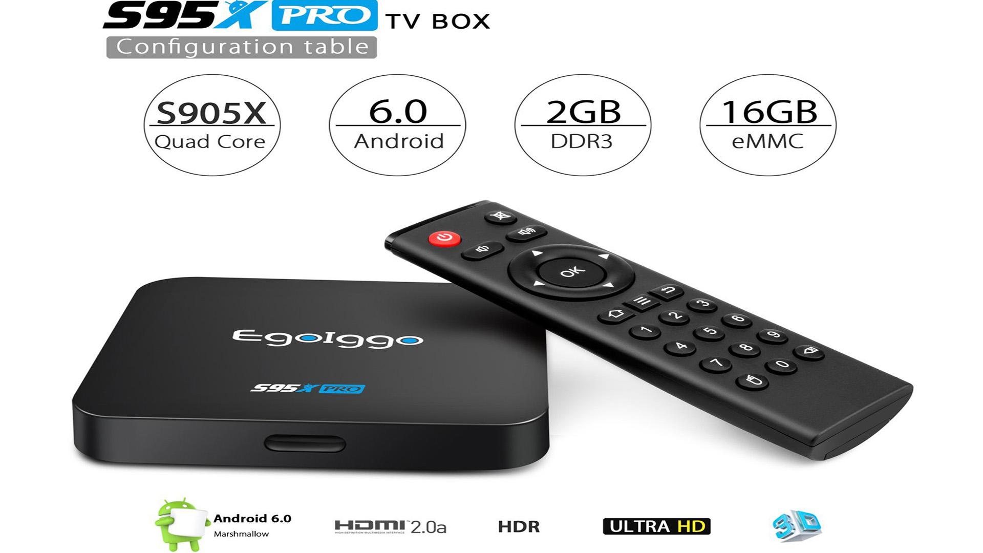 EgoIggo S95X Pro