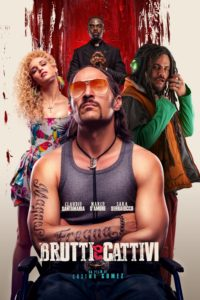 "Poster for the movie ""Brutti e cattivi"""