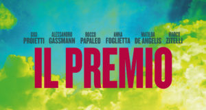 "Poster for the movie ""Il premio"""