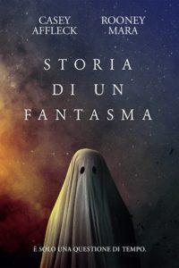 """Poster for the movie """"Storia di un Fantasma"""""""
