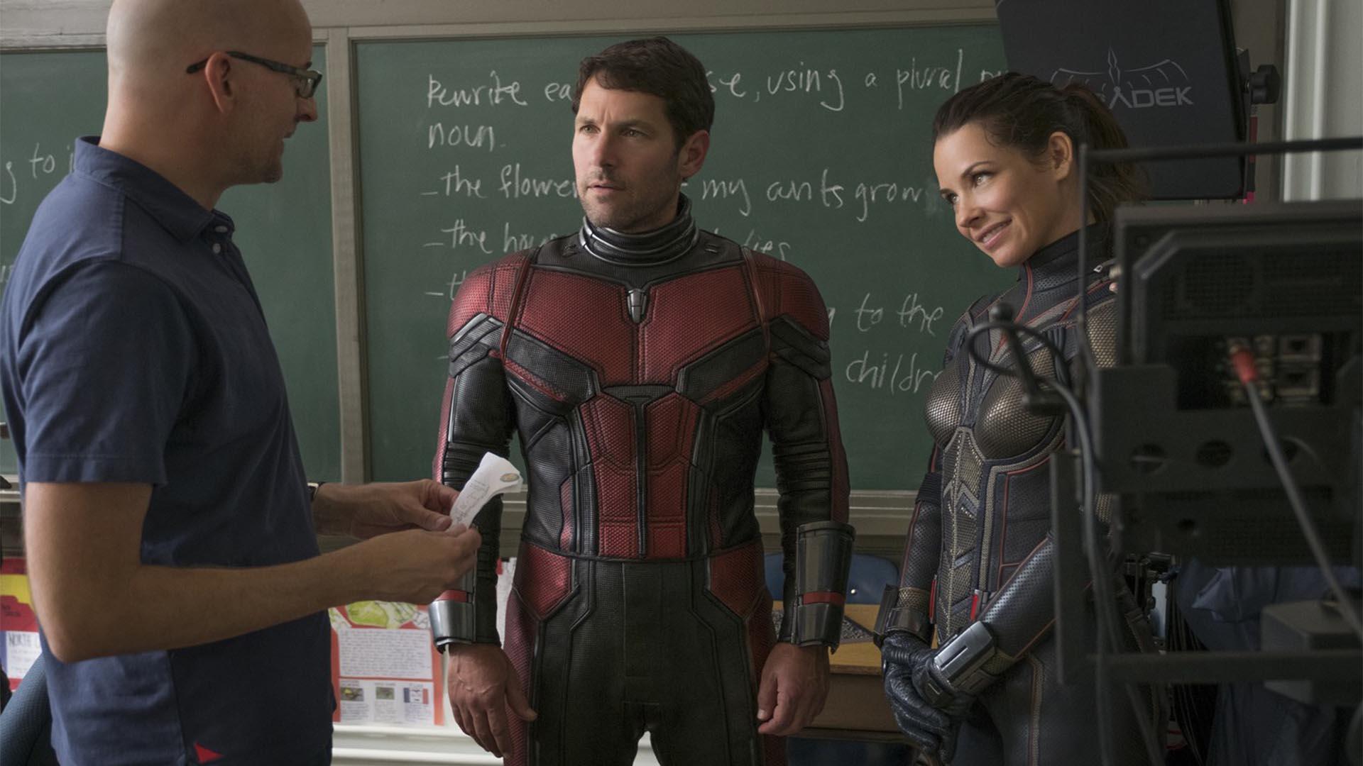 Diffuso un nuovo trailer di Ant-Man and the Wasp