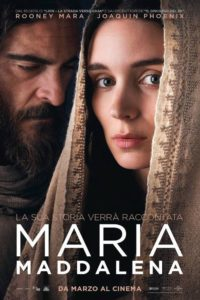"Poster for the movie ""Maria Maddalena"""