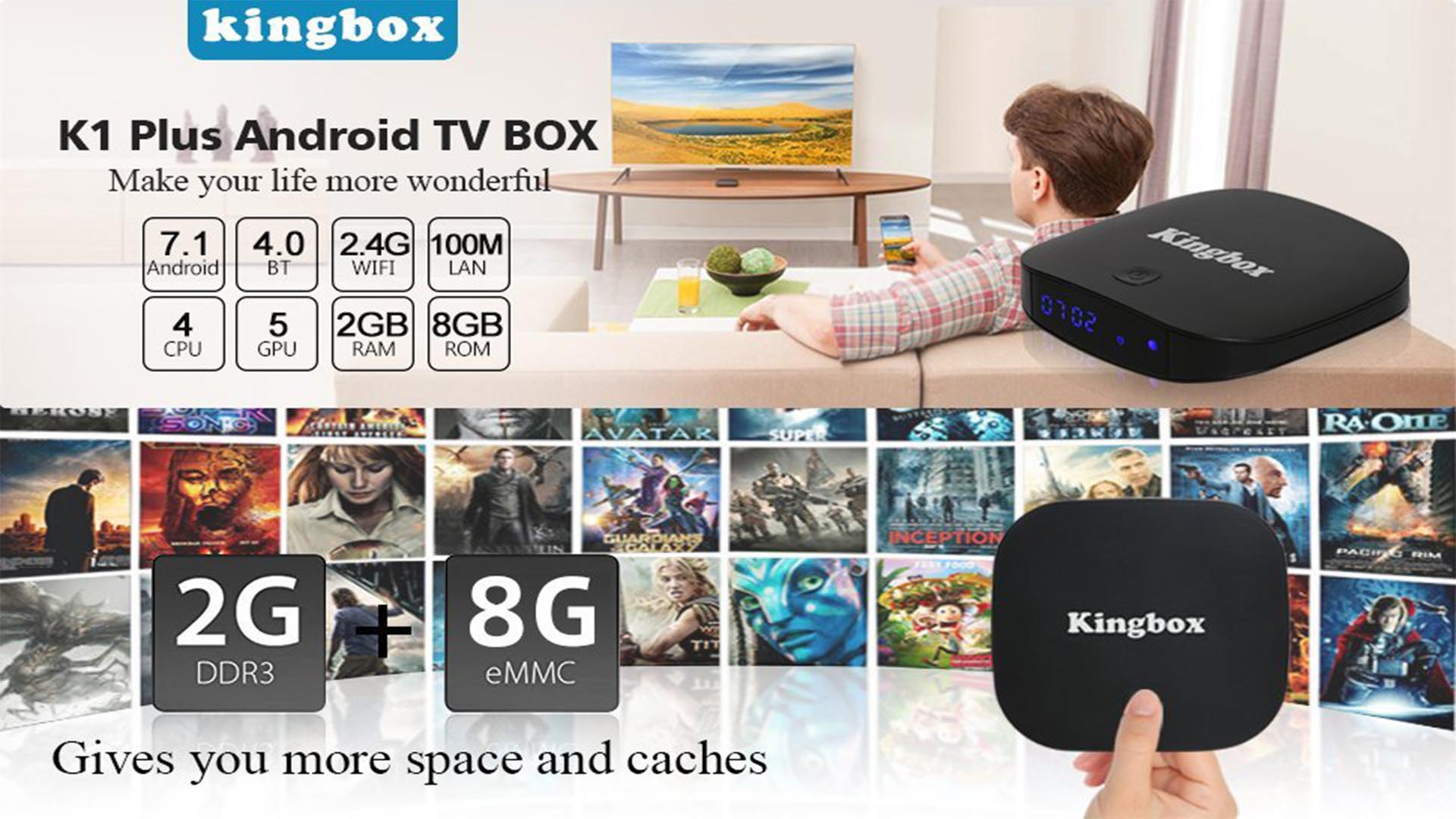 Kingbox K1 Plus