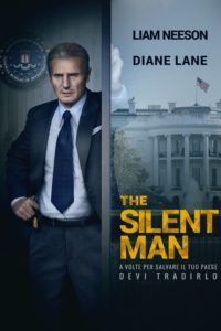 "Poster for the movie ""The Silent Man"""